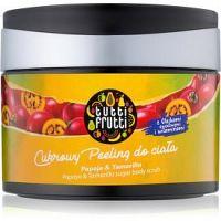 Farmona Tutti Frutti Papaja & Tamarillo cukrový telový peeling 300 g