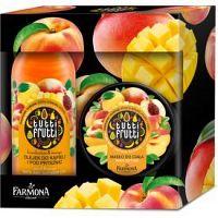 Farmona Tutti Frutti Peach & Mango kozmetická sada IV.