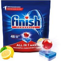 Finish All in 1 Max Lemon tablety do umývačky 48 ks