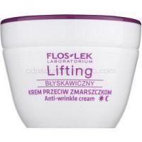 FlosLek Laboratorium Lifting Immediate protivráskový krém s liftingovým efektom 50 ml