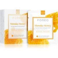 FOREO Farm to Face Manuka Honey revitalizačná maska 6 x 6 g