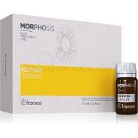 Framesi Morphosis Repair obnovujúce sérum pre suché a slabé vlasy 6 x 15 ml