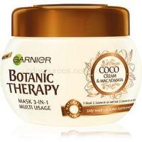Garnier Botanic Therapy Coco Milk & Macadamia vyživujúca maska pre suché vlasy 300 ml