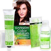 Garnier Color Naturals Creme farba na vlasy odtieň 4.5 Mahogany