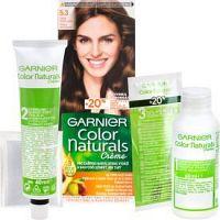 Garnier Color Naturals Creme farba na vlasy odtieň 5.3 Natural Light Golden Brown