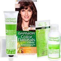 Garnier Color Naturals Creme farba na vlasy odtieň 5.52 Iridescent Mahogany