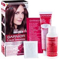 Garnier Color Sensation farba na vlasy odtieň 5.51 Dark Ruby