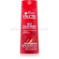 Garnier Fructis Goji Color Resist posilňujúci šampón pre farbené vlasy 400 ml