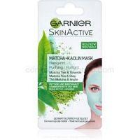 Garnier Skin Active kaolínová pleťová maska pre mastnú a zmiešanú pleť 8 ml