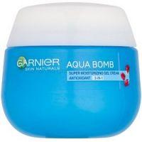Garnier Skin Naturals Aqua Bomb hydratačný antioxidačný gélový krém 3v1 na deň 50 ml