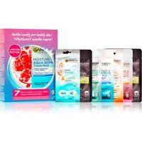 Garnier Skin Naturals Tissue Mask Box sada pleťových masiek