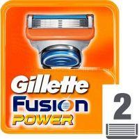 Gillette Fusion Power náhradné žiletky  2 ks