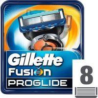 Gillette Fusion Proglide náhradné žiletky 8 ks