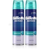 Gillette Series Protection gél na holenie 3v1 2 x 200 ml