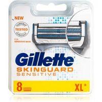 Gillette Skinguard  Sensitive náhradné hlavice pre citlivú pleť 8 ks