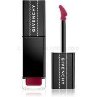 Givenchy Encre Interdite dlhotrvajúci tekutý rúž odtieň 06 Radical Red 7,5 ml