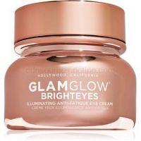 Glam Glow Brighteyes Illuminating Anti-fatique Eye Cream rozjasňujúci očný krém proti opuchom a tmavým kruhom 15 ml