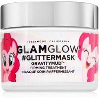 Glam Glow GravityMud #GlitterMask zlupovacia pleťová maska so spevňujúcim účinkom My Little Pony 50 ml