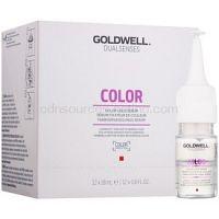 Goldwell Dualsenses Color sérum na vlasy pre jemné, farbené vlasy 12x18 ml