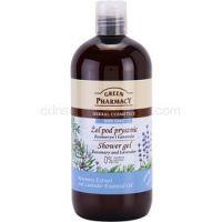 Green Pharmacy Body Care Rosemary & Lavender sprchový gél 500 ml