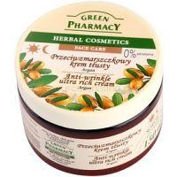 Green Pharmacy Face Care Argan výživný protivráskový krém pre suchú pleť 150 ml