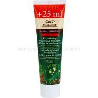 Green Pharmacy Foot Care relaxačný krém na unavené chodidlá a nohy so sklonom k opuchom 100 ml