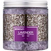 Greenum Lavender soľ do kúpeľa 600 g