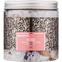 Greenum Rose soľ do kúpeľa  600 g