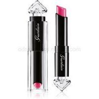 Guerlain La Petite Robe Noire parfémovaný ošetrujúci rúž odtieň 002 Pink Tie 2,8 g
