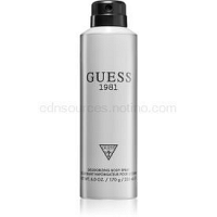 Guess 1981 dezodorant v spreji pre mužov 226 ml