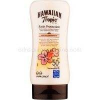 Hawaiian Tropic Satin Protection opaľovacie mlieko SPF 50+  180 ml