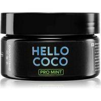 Hello Coco PRO Mint aktívne uhlie na bielenie zubov