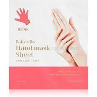 Holika Holika Baby Silky Hand ošetrujúce rukavice 15 ml