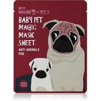 Holika Holika Magic Baby Pet plátenná maska s protivráskovým účinkom 22 ml