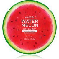 Holika Holika Watermelon Mask plátenná maska s hydratačným a upokojujúcim účinkom 25 ml