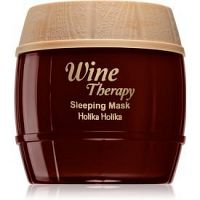 Holika Holika Wine Therapy nočná maska proti vráskam 120 ml