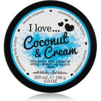 I love... Coconut & Cream telové maslo  200 ml