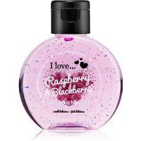 I love... Raspberry & Blackberry čistiaci gél na ruky  65 ml