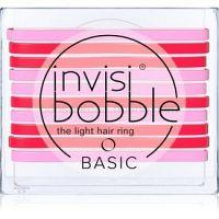 invisibobble Basic tenké gumičky do vlasov Jelly Twist 10 ks