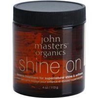 John Masters Organics Shine On stylingový gél pro hladké a lesklé vlasy 113 g