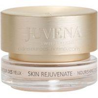 Juvena Skin Rejuvenate Nourishing očný protivráskový krém pre všetky typy pleti 15 ml