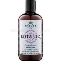 Kallos Botaniq Superfruits posilňujúci šampón s rastlinnými extraktmi 300 ml