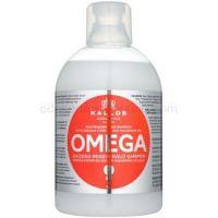 Kallos KJMN regeneračný šampón s omega-6 komplexom a makadamia olejom 1000 ml