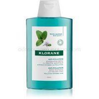 Klorane Aquatic Mint čiastiaci detoxikačný šampón  200 ml