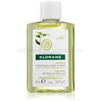 Klorane Cédrat šampón pre normálne až mastné vlasy 25 ml