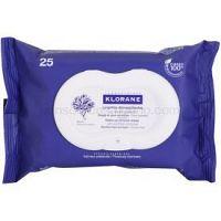Klorane Cornflower odličovacie obrúsky 25 ks