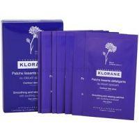 Klorane Cornflower vyhladzujúce a relaxačné náplaste na očné okolie 7x2 ks