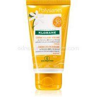 Klorane Polysianes ochranný krém na tvár SPF 30 50 ml