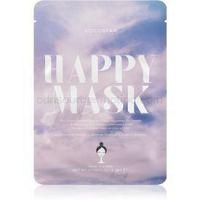 KOCOSTAR Happy Mask ošetrujúca plátienková maska s hydratačným účinkom 23 ml