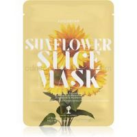 KOCOSTAR Sunflower Mask Sheet plátenná maska so spevňujúcim účinkom  20 ml